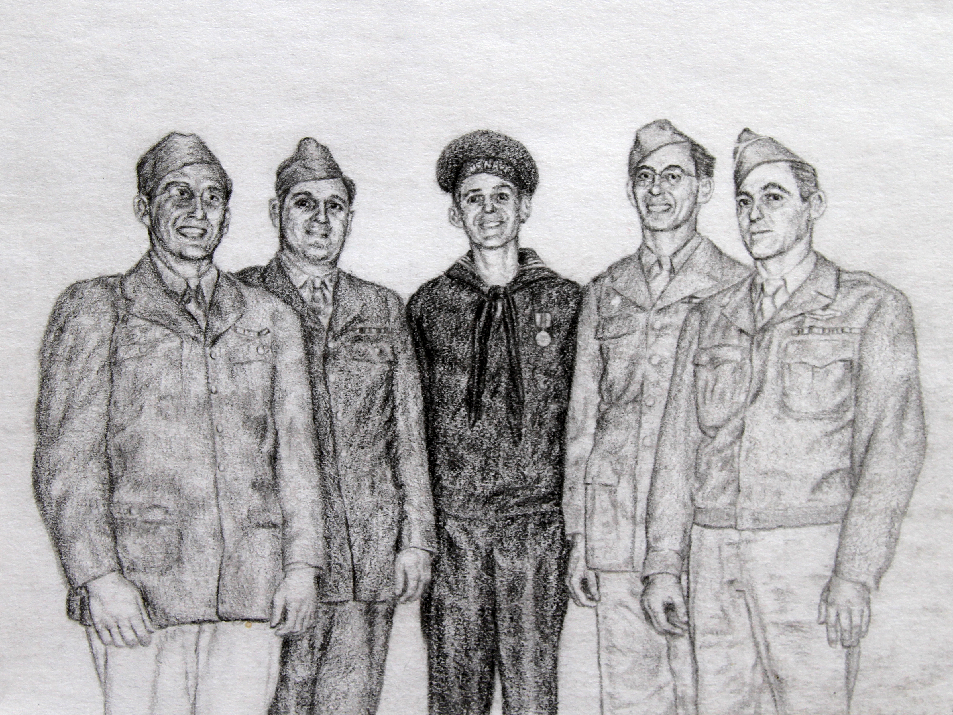Berghoff Brothers Drawing