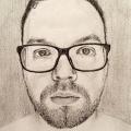 Male Portrait Drawing 2