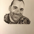 Nathan Cirillo Drawing