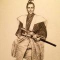 Samurai Drawing